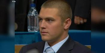 Track Palin Arrested On Domestic Violence Charges After He Beat Up His Father