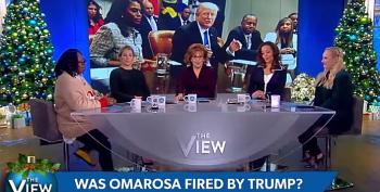 The View On Omarosa Leaving: 'She's Just Been So Nasty To So Many Women'