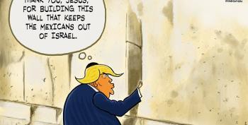 Israel Considers Naming Jerusalem Train Station After Trump