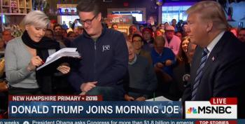 The Year In Journalisming 2017 (Morning Joe Edition)