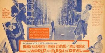 C&L's Sat Nite Chiller Theater: The World, The Flesh And The Devil (1959)