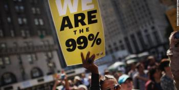 Richest 1% Made 82% Of Wealth Last Year