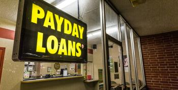 Trump Got Cash From Payday Lenders Before Move To Gut Rules