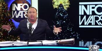 Alex Jones Calls Oprah Winfrey 'The Black Face To Carry Out The Enslavement Of Black Folks'