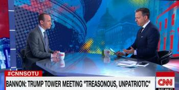 Stephen Miller Refused To Leave CNN Building After His Trainwreck Jake Tapper Interview