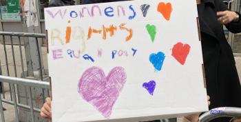 Open Thread - Children At The Women's March