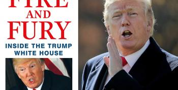 Trump's 'Fire And Fury' Is Getting Published Early After Trump Rants About It