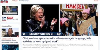 Fox Distracts From Wynn Resignation By Pointing Finger At Hillary Clinton