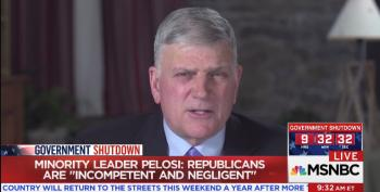 Alex Witt Asks Franklin Graham To Justify His Politics With His Faith