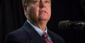 Sen. Lindsey Graham Goes There On Winter Olympics