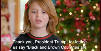 Open Thread - It's Christmas All Over Again For Trump's Base!