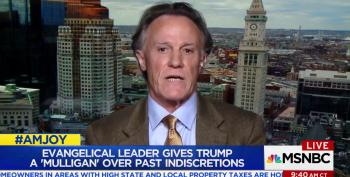 Frank Schaeffer: Trump Supporting Evangelicals Have 'Become The Instigators Of Evil Themselves'