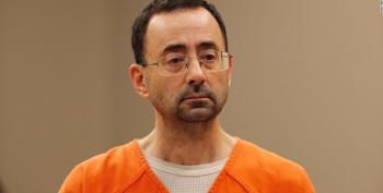 Gymnastics Team Doctor Larry Nassar Sentenced To 175 Years For Sexually Abusing Minors