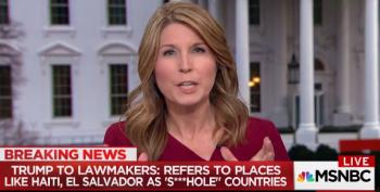 Nicolle Wallace Calls Trump A 'Freak Show' After 'Shithole' Comments