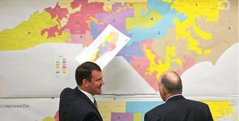 Huge News!  Partisan Gerrymandering Ruled Unconstitutional In N Carolina