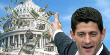Kochs Give Lyin' Ryan His Good Boy Treat For Tax Bill
