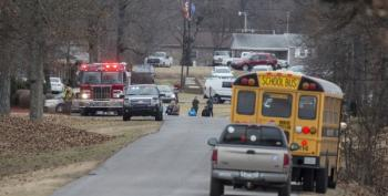 Another Fatal School Shooting, This Time In Kentucky
