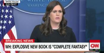 Huckabee Sanders Defends Trump's Mental Acuity: 'This Is An Incredibly Strong And Good Leader!'