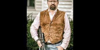 Ammosexual Sebastian Gorka Has An Outstanding Warrant In Hungary For Firearm Abuse