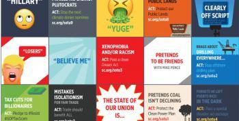 Bingo Or Boycott?  State Of The Union Open Thread