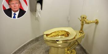 White House Asks Museum For A Van Gogh, Gets A Toilet Instead