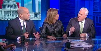 Matt Schlapp Gets Caught Fibbing And Jumps Down Matt Dowd's Throat: 'Quit Calling Me A Liar'