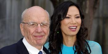 So How Long Has Rupert Murdoch's Ex-wife Been An Agent Of Chinese Influence, Exactly?
