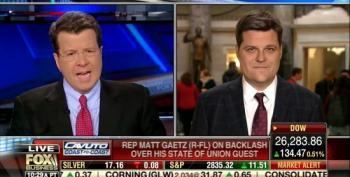 Florida GOP Rep. Gaetz Defends Bringing White Nationalist To Trump's SOTU