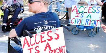 House Republicans Gut Americans With Disabilities Act
