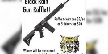 Third-graders Used For An AR-15 Raffle In Missouri