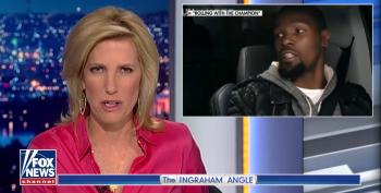 Laura Ingraham Plays The Racial Victim After Saying LeBron James And Kevin Durant Should 'Shut Up And Dribble'