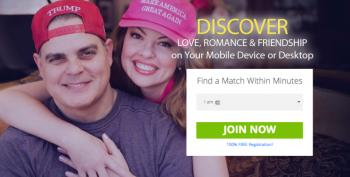 Man Featured On 'Trump Dating' Site Convicted Of Child Sex Offenses