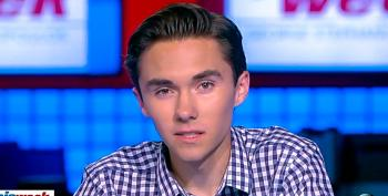 David Hogg Perfectly Destroys Dana Loesch For Scamming NRA Members While 'Actually Fighting For The Gun Lobby'
