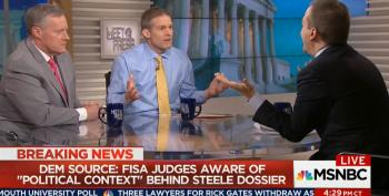Chuck Todd Lets Teahadist Republicans Push Conspiracy Theories Around Nunes Memo Unchallenged