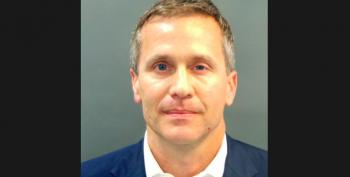 MO Governor Eric Greitens Indicted On Charges Of Felony Invasion Of Privacy