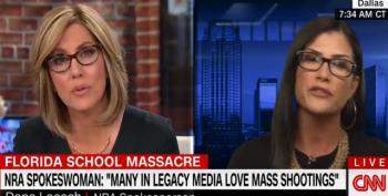 'How Dare You?!': CNN Host Shreds NRA Shill Dana Loesch