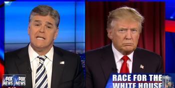 Sean Hannity Blames Obama For Stock Market Plunge