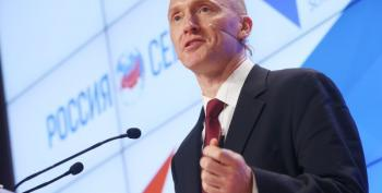 Carter Page Bragged About Kremlin Ties Back In 2013