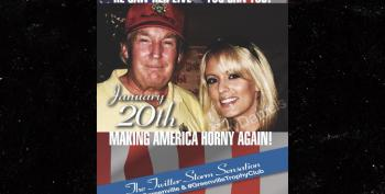 Trump Can't Win Against Stormy Daniels