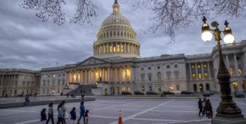 US Congress Races To Pass $1.3 Trillion Spending Bill