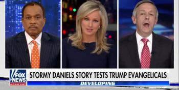 Jeffress: Stormy Affair 'Irrelevant' To Evangelicals' Support Of 'This Great President'