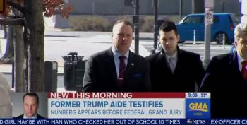 Former Trump Aide Nunberg Changes His Tune On Mueller Investigation: Not A 'Witch Hunt'