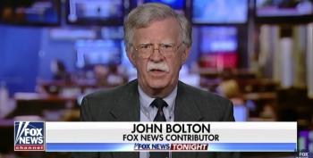 What Makes John Bolton So Dangerous