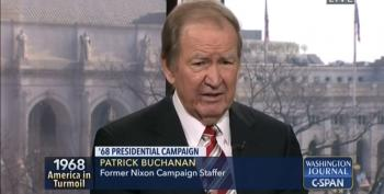 Pat Buchanan Accuses March For Our Lives Protesters Of 'Not Having A Great Deal Of Thought'