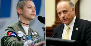 Steve King Attacks Emma González With Offensive Meme