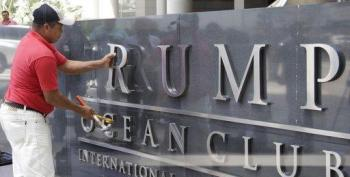 Trump's Staff Evicted, His Name Removed From Trump International In Panama