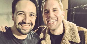 LISTEN: Lin-Manuel Miranda And Ben Platt's Song For 'March For Our Lives'