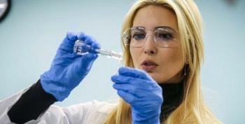 Ivanka Does Science:  Best Of Kremlin Barbie's Scientist Cosplay