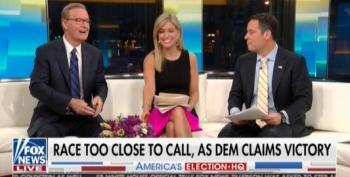 Fox & Friends Makes Excuses: Lamb's 'Cuteness' Won Election