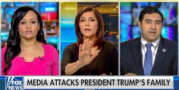 Katrina Pierson Goes Down In Flames On Fox News For Claiming Reporters Want Violence Against Trump Kids